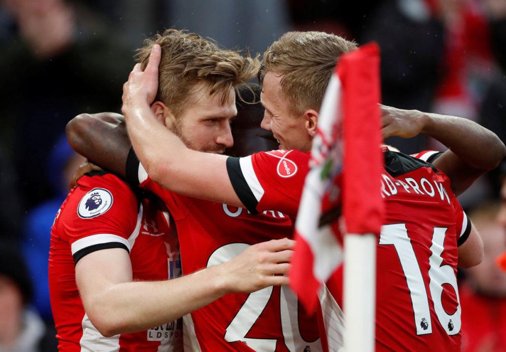 football social media Southampton