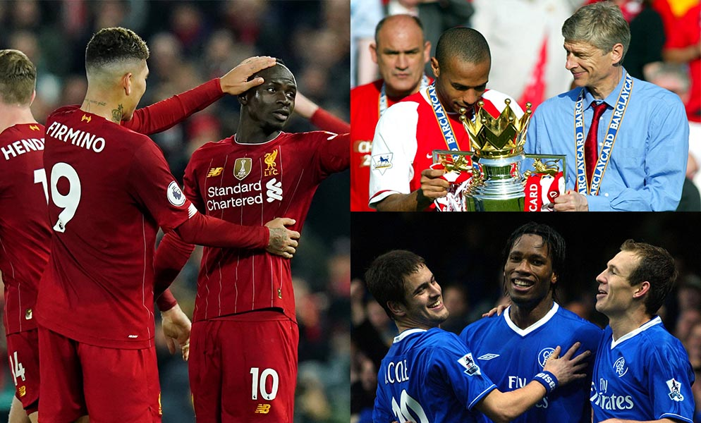 How do Liverpool compare to best title winners?