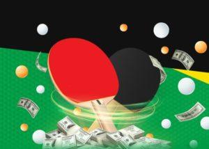 Table tennis betting leaderboard